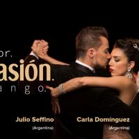 Amor. Pasión. Tango.